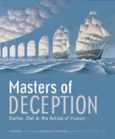 Masters of Deception: Escher, Dali & the Artists of Optical Illusion артикул 10854d.