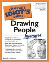 The Complete Idiot's Guide to Drawing People Illus (The Complete Idiot's Guide) артикул 10952d.