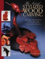 The Art of Stylized Wood Carving артикул 10994d.