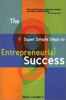 The 9 Super Simple Steps to Entrepreneurial Success артикул 11001d.