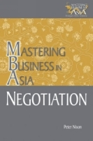 Negotiationin Mastering Business in Asia : Negotiation (Mastering Business in Asia) артикул 10890d.