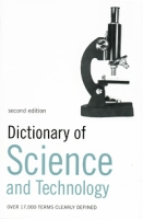 Dictionary of Science and Technology: Over 17,000 Terms Clearly Defined артикул 10923d.